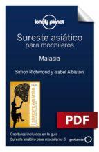 SURESTE ASIÁTICO PARA MOCHILEROS 5. MALASIA