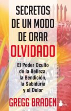 SECRETOS DE UN MODO DE ORAR OLVIDADO (ebook)