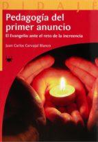 Pedagogía del primer anuncio (eBook-ePub) (ebook)