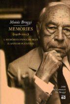 Memòries (1908-2005). (ebook)