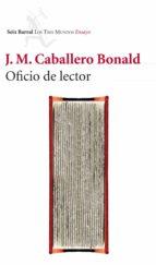 OFICIO DE LECTOR