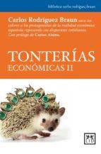 TONTERÍAS ECONÓMICAS II