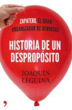 Historia de un despropósito (ebook)