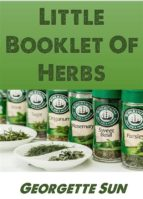 Little Booklet Of Herbs (ebook)