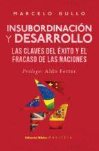 Insubordinación y desarrollo (ebook)