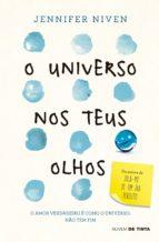 O universo nos teus olhos (ebook)