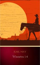 Winnetou 1-4 (ebook)
