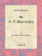 H. P. Blavatsky (ebook)