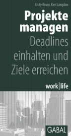 Projekt managen (ebook)