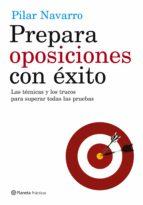 Prepara oposiciones con éxito (ebook)