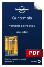 GUATEMALA 6. VERTIENTE DEL PACÍFICO