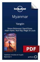 MYANMAR 4. YANGÓN