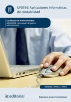 Aplicaciones informáticas de contabilidad. ADGD0308 (ebook)