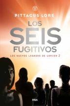 Los seis fugitivos (ebook)