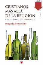 Cristianos más allá de la religión (eBook-ePub) (ebook)
