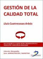 Gestión de la calidad total (ebook)
