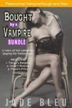 Bought by a Vampire Bundle (ebook)