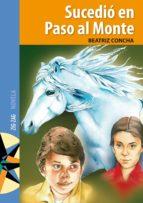 Sucedió en Paso al Monte (ebook)