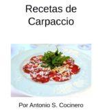 RECETAS DE CARPACCIO