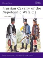 Prussian Cavalry of the Napoleonic Wars (1) (ebook)