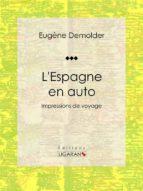 L'Espagne en auto (ebook)