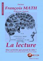 La lecture, une activité qui prend la tête ! (ebook)