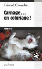 Carnage... en coloriage! (ebook)