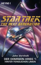 Star Trek - The Next Generation: Hinter feindlichen Linien (ebook)