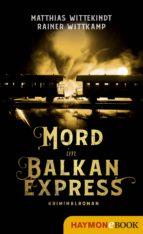 Mord im Balkanexpress (ebook)