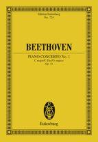 Piano Concerto No. 1 C major (ebook)