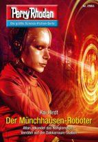 Perry Rhodan 2963: Der Münchhausen-Roboter (ebook)