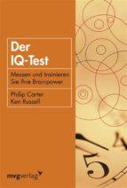 Der IQ-Test (ebook)