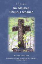 Im Glauben Christus schauen (ebook)