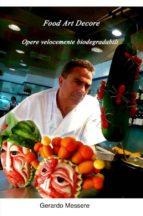 Food art decor (ebook)