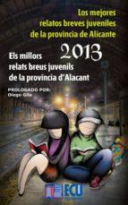 Los mejores relatos breves juveniles de la provincia de Alicante 2013 (ebook)