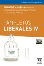 Panfletos liberales IV (ebook)
