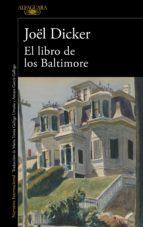 El Libro de los Baltimore (ebook)