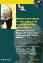Buenas prácticas y competencias en evaluación psicológica (ebook)