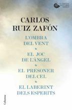 Tetralogia El Cementiri dels Llibres Oblidats (pack) (ebook)