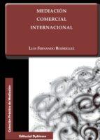 Mediación Comercial Internacional