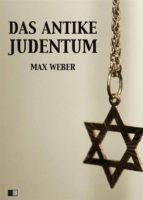 Das Antike Judentum (ebook)