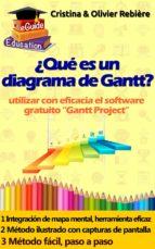 ¿Qué es un diagrama de Gantt? (ebook)