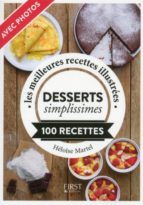 Petit Livre de - Desserts simplissimes (ebook)