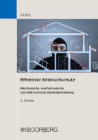 EFFEKTIVER EINBRUCHSCHUTZ