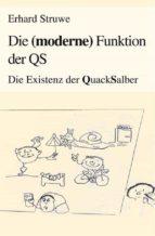 Die (moderne) Funktion der QS (ebook)