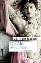 Die Akte Mata Hari (ebook)