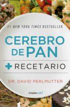 Paquete Cerebro de pan + Recetario (Colección Vital) (ebook)
