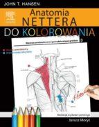 Anatomia Nettera do kolorowania (ebook)