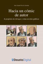 Hacia un cómic de autor (ebook)