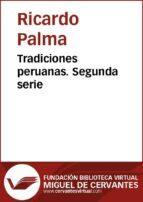 Tradiciones peruanas II (ebook)